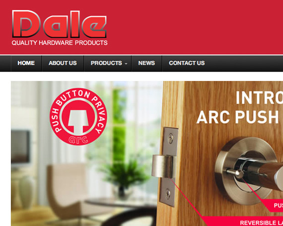 Dale Hardware Website